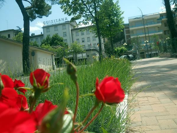 Hotel Quisisana Chianciano Terme